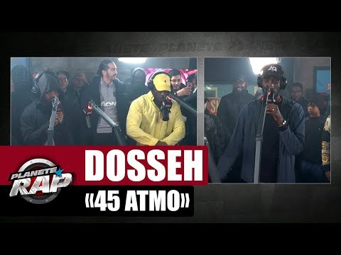 Youtube: [Exclu] Dosseh « 45 ATMO » ft Votorious, PPROS & Biss #PlanèteRap