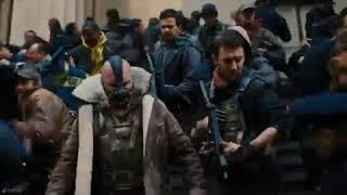 The Dark Knight Rises - Final Fight (Full Fight)