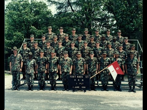 Fort Knox 19D Cavalry Scout OSUT Basic Training