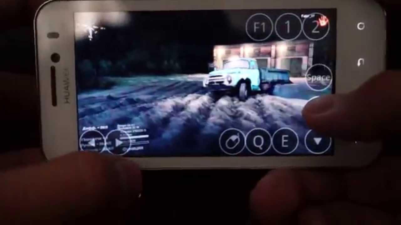 Скачать игру Spin Tires на Андроид