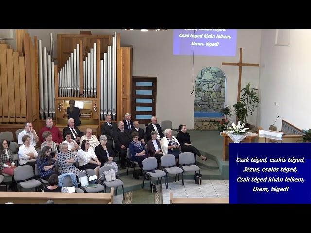 Istentisztelet (2021.10.03. délután)