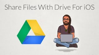 Share Files With Google Drive For iPhone