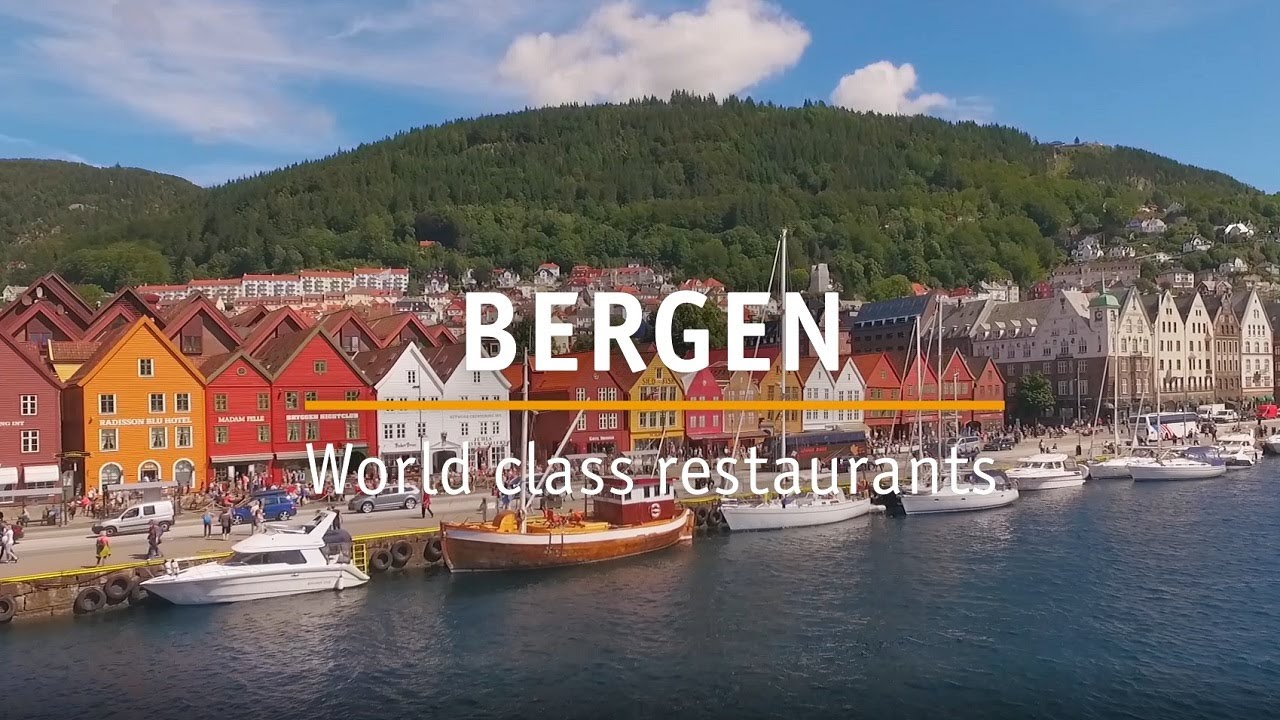Thumbnail: Bergen - World class restaurants