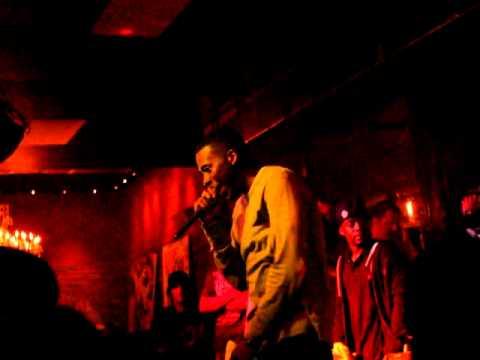 GZA - Shimmy Shimmy Ya / Reunited (ODB Cover) Live - Art Basel Miami 2011