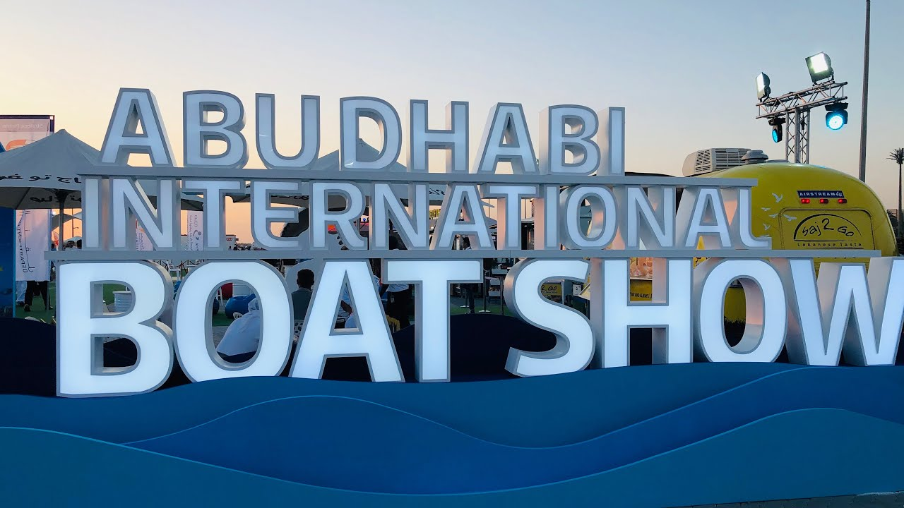 Abudhabi International Boat Show 2019|Abudhabi Attractions|Lilac #12