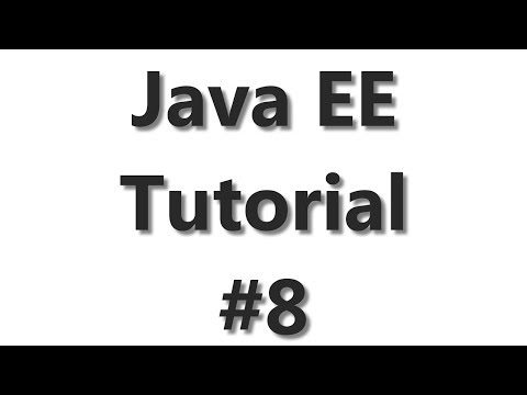 Java EE Tutorial #8 - SOAP Web Services With Jax-WS