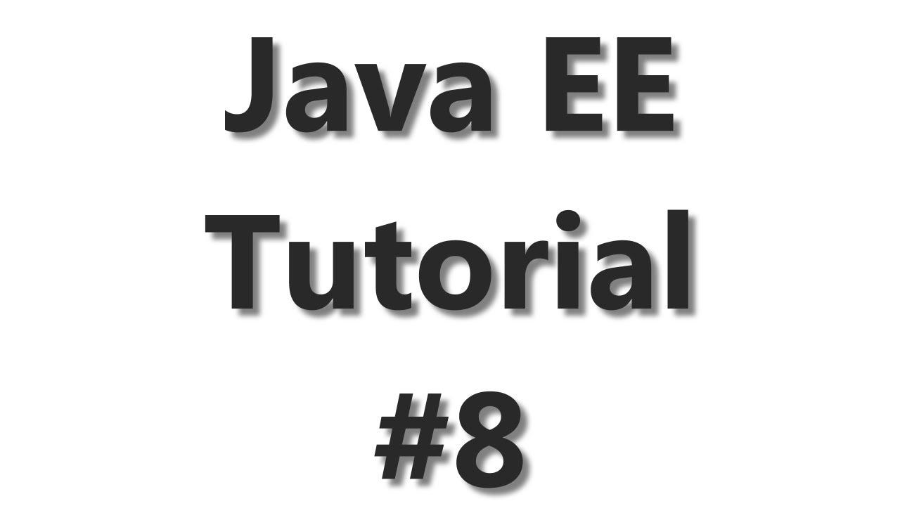 Java EE Tutorial #8 - SOAP Web Services with Jax-WS