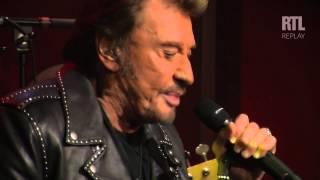 Johnny Hallyday - Rester vivant - RTL - RTL
