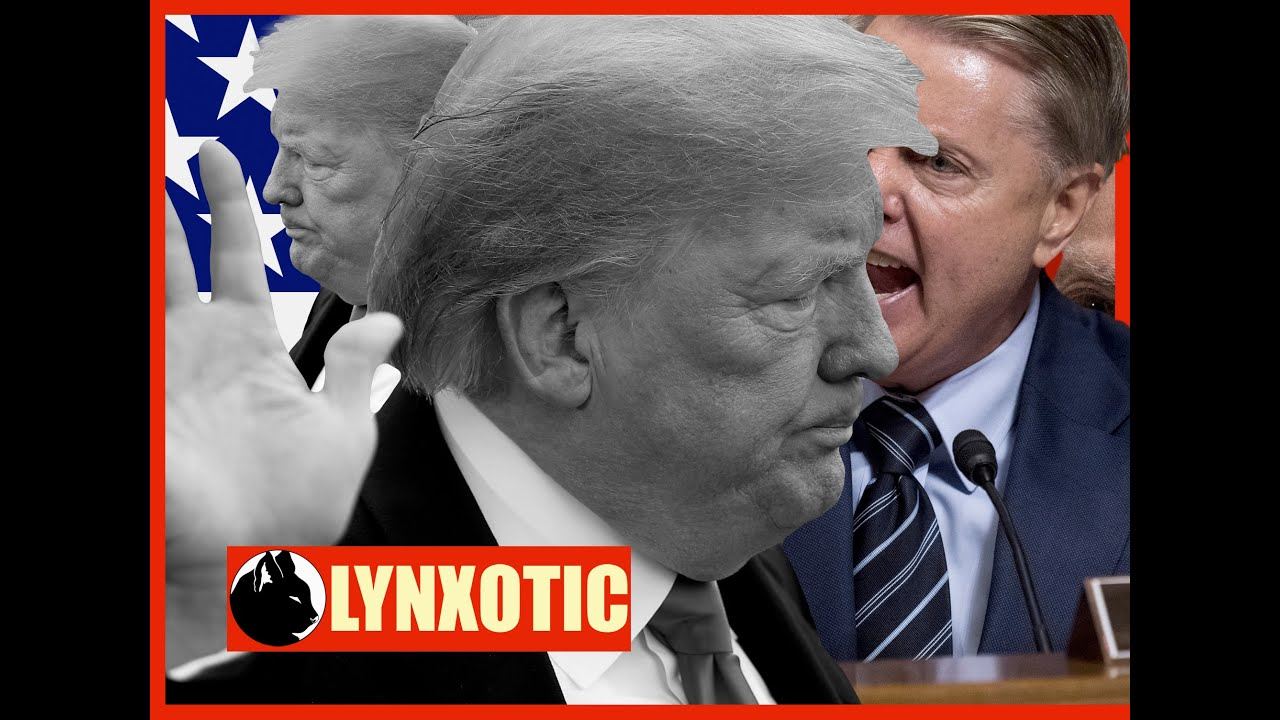 Hypocrisy Incarnate -Lincoln Project Ad - Kimberly Guilfoyle, Pompeo, Perry, Graham, Moscow Mitch