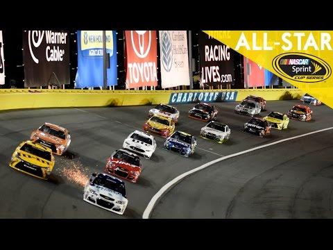 NASCAR Sprint Cup Series - Full Race - Sprint All-Star Race - YouTube