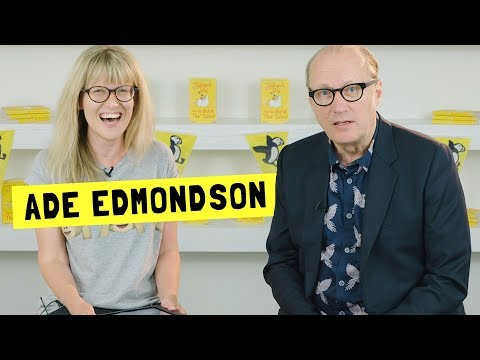 Adrian Edmondson chats Junkyard Jack and the Horse that Talked with Bex!