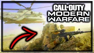 BREAKING: Modern Warfare Multiplayer Gameplay Trailer IS IMMINENT! COD MW Multiplayer Reveal Trailer