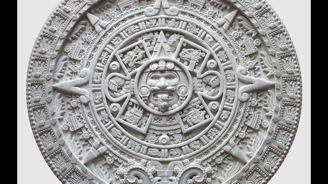 Pietra Del Sole Azteca Aztec Stone Of The Sun Karnhack