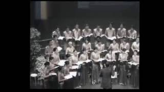 Unpad Choir - Io Mi Son Giovinetta (Claudio Monteverdi)