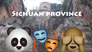 SICHUAN PROVINCE HAS IT ALL! China Pt. 2