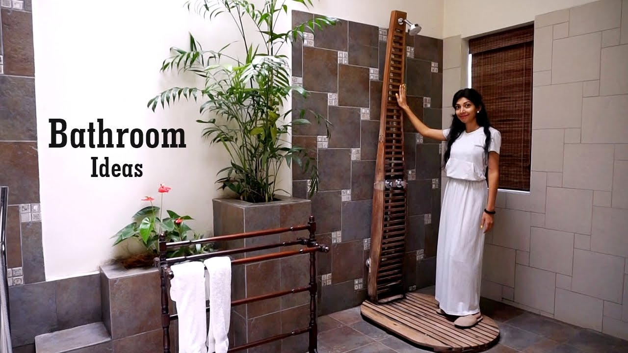 Bathroom Design Ideas   Home Decor | Indian Youtuber   YouTube