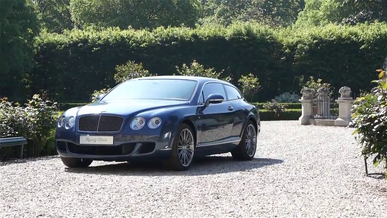 Bentley continental flying star by touring youtube vanachro Choice Image