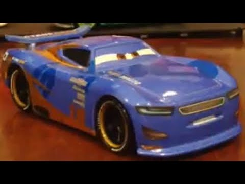 Disney Pixar Cars 3 DANIEL SWERVEZ PISTON CUP #19 OCTANE GAIN