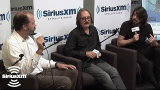 "Jon Stewart Hosts 20th Anniversary of Nirvana ""Nevermind"" // SiriusXM"
