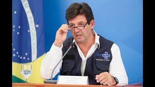 Gambar cover Mandetta fica no cargo e deixa claro que Bolsonaro é um asno manco que não manda em ninguém