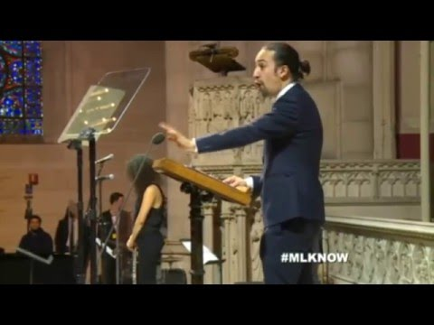 Lin-Manuel Miranda Reads Martin Luther King Jr.