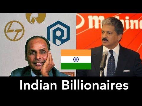 Indian Billionaires Documentary - Dhirubhai Ambani, Anand Mahindra - Innovation, Challenge, Business