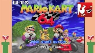 Five Facts - Mario Kart 64