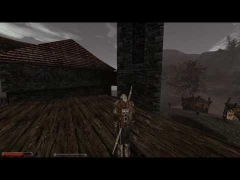 Let's Play Gothic 2 - Odyssee, im Auftrag des Königs #514 Die gute, alte Burg
