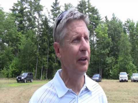 GrokTV Special Interview: Republican Presidential Primary candidate Gov.  Gary Johnson