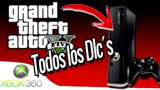Descargar e instalar todos los dlc de GTA V para Xbox 360