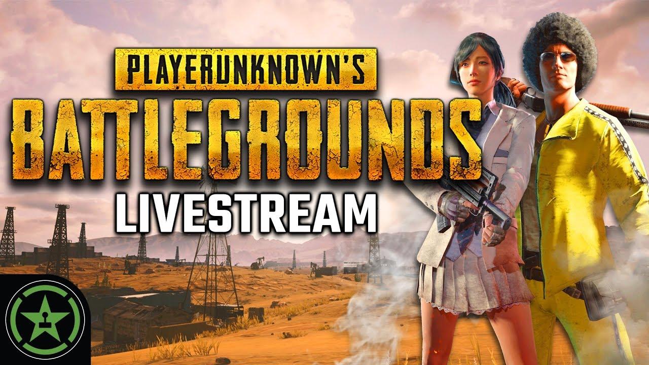 Playerunknown S Battlegrounds Desert Map: Achievement Hunter Live Stream