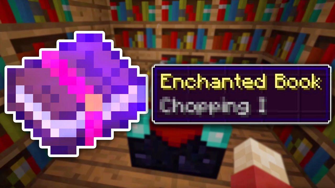 NEJVZÁCNĚJŠÍ Enchant v Minecraftu...