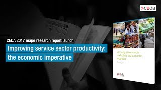 Improving service sector productivity - Alan Mitchell