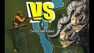 TrashCan Armour? And DeathClaw Island! - Fallout 76