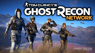 """""""GHOST RECON NETWORK"""" New Features, Task Force, Stat Tracking and In Game Events!"""