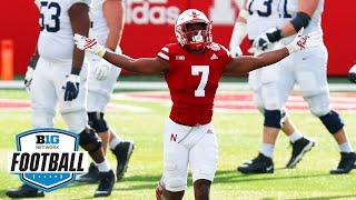 Top 10 Plays Of Nebraska CB Dicaprio Bootle   Big Ten Football In The 2021 NFL Draft