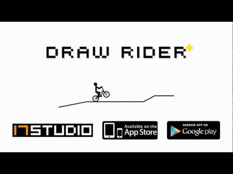 Draw Rider - Official Trailer