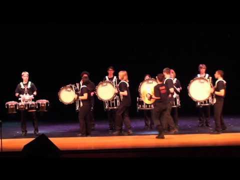 Woburn Memorial High School - Drumline