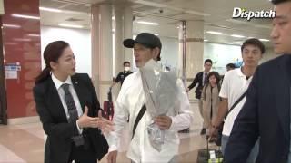 [D영상] 코바야시카오루 멋드러진 모습으로 입국 이날 공항은 코바야시...