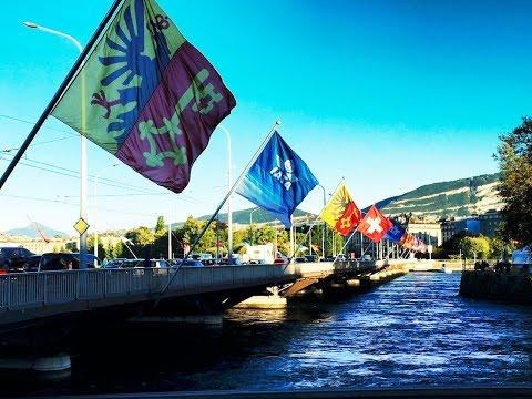 瑞士行旅之7 - 日內瓦 & 洛桑 Switzerland Travel - Geneva & Lausanne