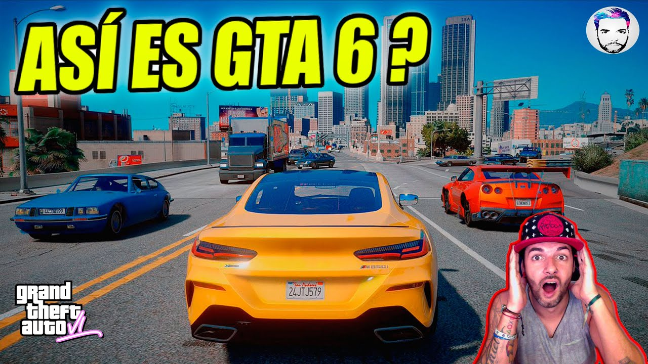GTA 6 MAPA FILTRADO (ANÁLISIS RALLOLAVIDA)
