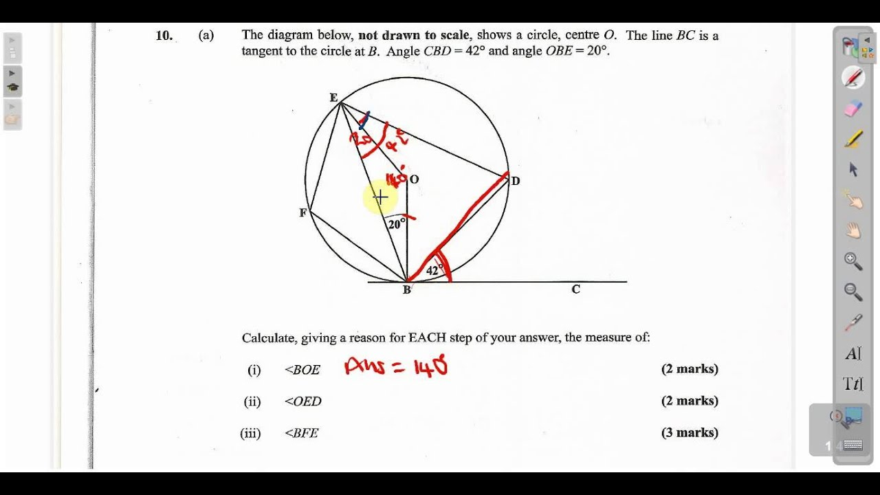 cxc maths 2014 Csec cxc maths past paper 2 question 10a january 2014 exam solutions  act math, sat math.