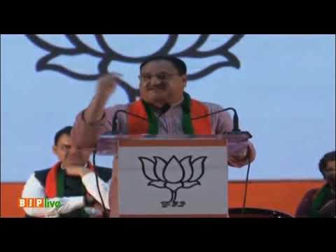 भाजपा के पास नेता भी हैं, नीति भी है, नीयत भी है, वातावरण भी है और कार्यक्रम एवं कार्यकर्ता भी हैं
