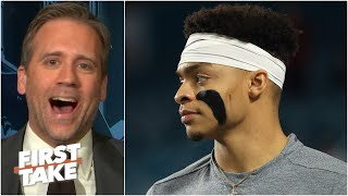 'What doesn't Justin Fields do?!' - Max Kellerman elevates the QB's NFL draft stock   First Take
