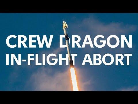 🔴Трансляция пуска Falcon 9 (Crew Dragon IFA)