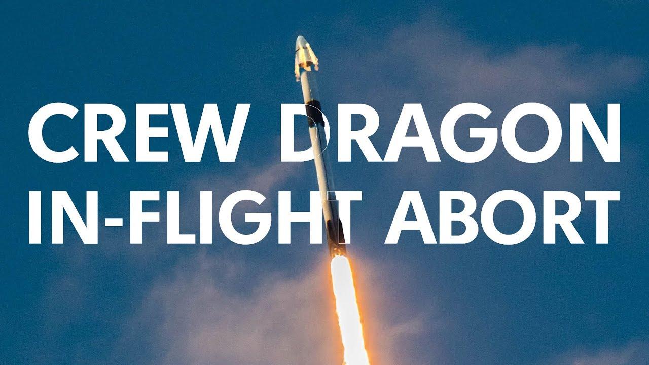 #видео | SpaceX взорвала свою ракету во время испытаний