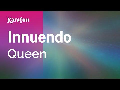 Karaoke Innuendo - Queen *