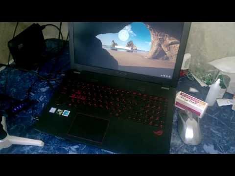 Как незаметно сломать ноутбук