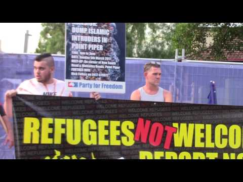 HEY REFUGEES: YOU ARE NOT WELCOME IN AUSTRALIA