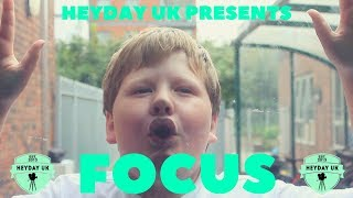 Focus- A Short Film About A Distracted Boy (Heyday UK)